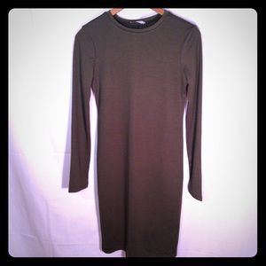 ZARA Long Sleeves Md Dress